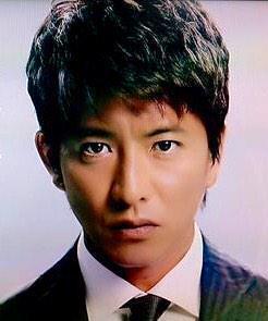 キムタク アイムホーム 髪型